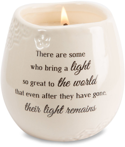 Bring Light ~ 8oz 100% Soy Candle