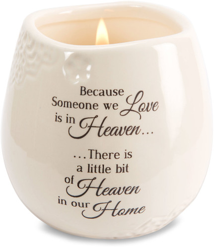 Heaven is in Our Home ~ 8oz 100% Soy Candle