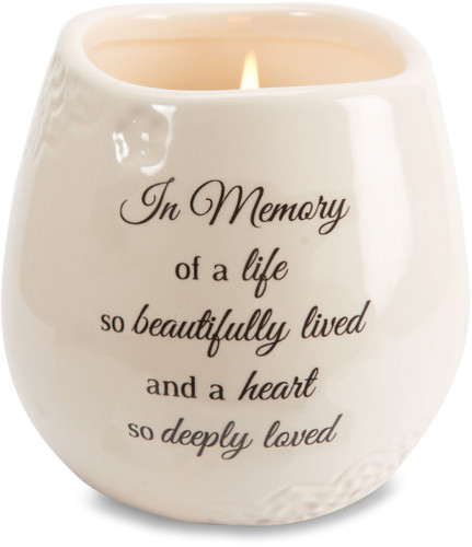 Memory~ 8oz 100% Soy Candle