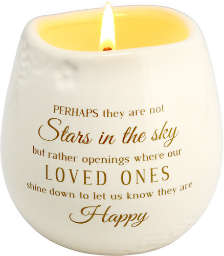 Stars in the Sky ~ 8oz 100% Soy Candle