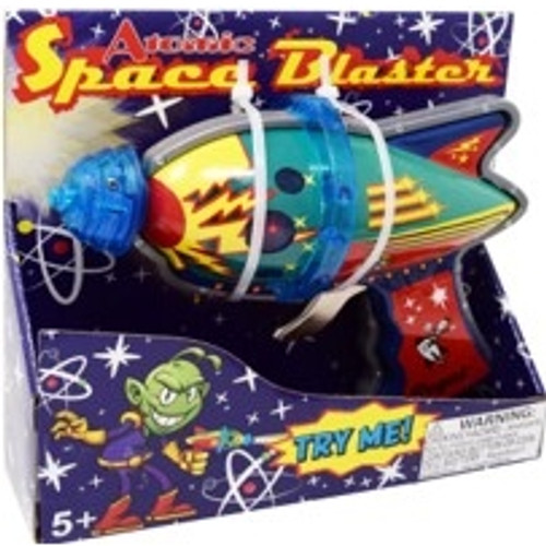 Atomic Space Blaster ~ Ages 5+