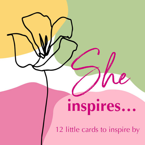 She is... ~~Personalized Greeting  Card Collection