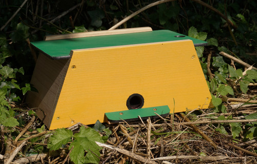 Bumble Bee Nester & Mini Mammal Nester