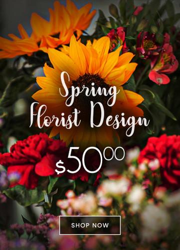 $50 Spring Designers Choice