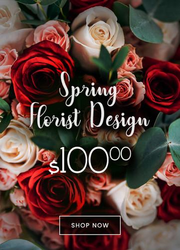 $100 Spring Designers Choice