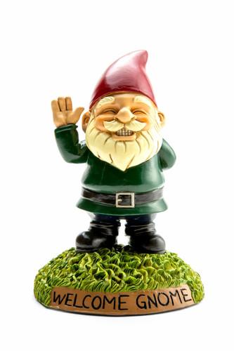 Welcome Gnome - Mini Gnome Safe