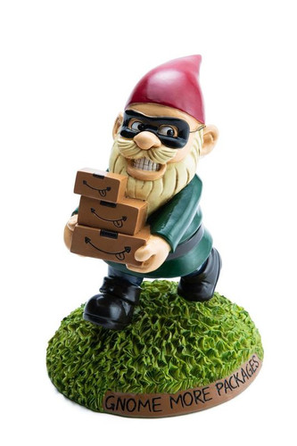 Gnome More Packages - Porch Pirate Garden Gnome