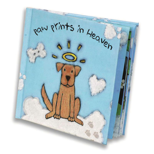 Paw Prints in Heaven Book