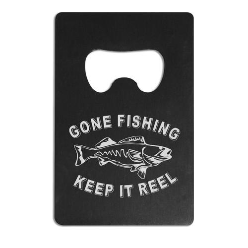 Gone Fishing Bottle Opener