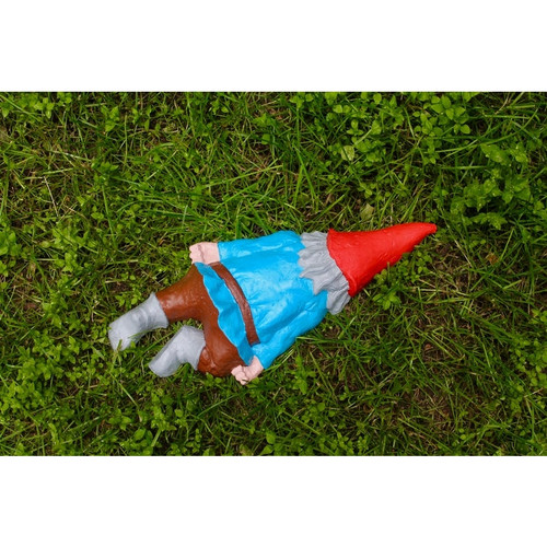Large Passed Out Pat - Zombie Gnomes