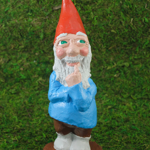 Naughty Nathan - Zombie Gnomes