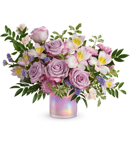 Shimmering Spring Bouquet