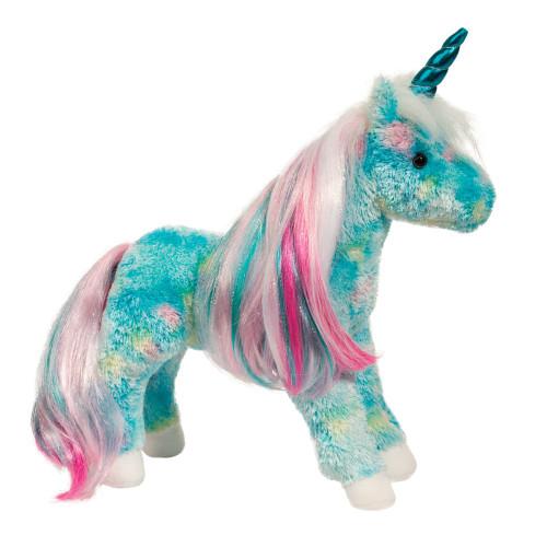Sapphire Princess Unicorn  Plush  By Douglas