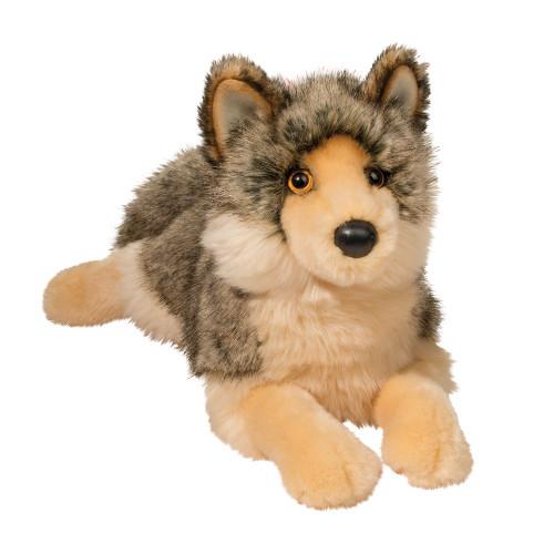 "15"" Adler Wolf DLUX Plush  By Douglas"