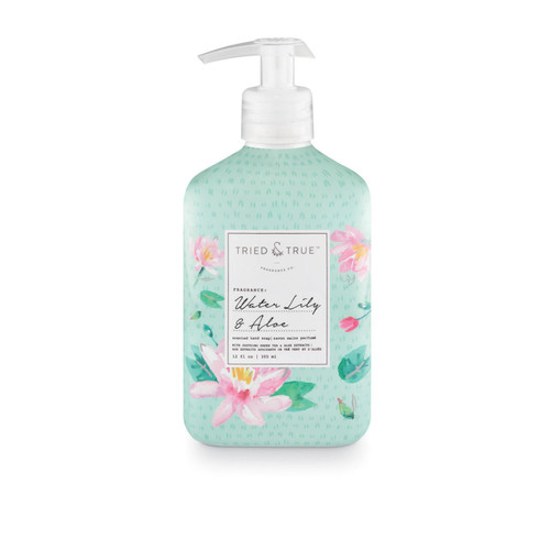 Water Lily and Aloe Hand Wash By Tried & True