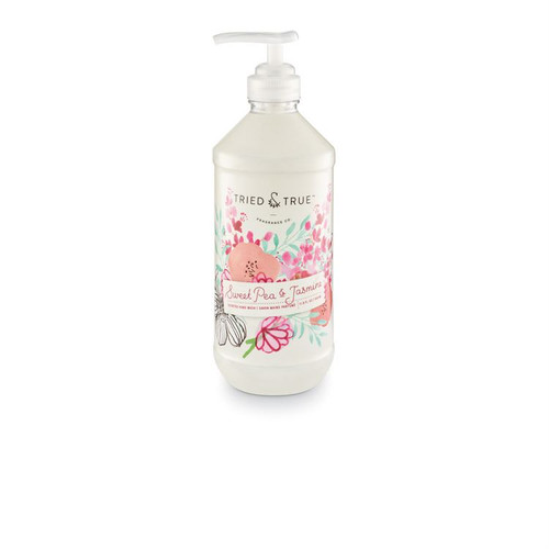 Sweet Pea and Jasmine Hand Wash By  Tried & True