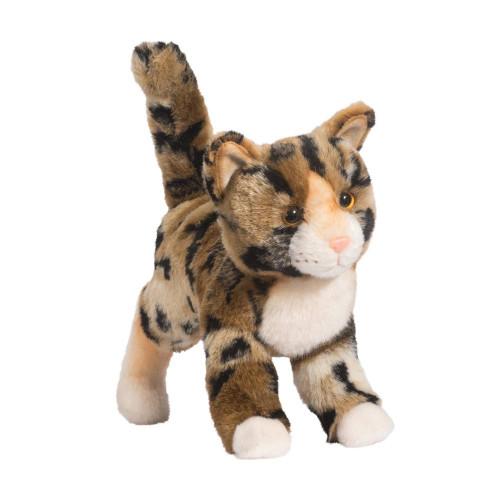 Tashette Bengal Cat  Plush  By Douglas