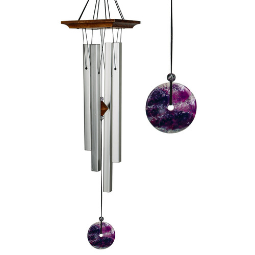 Woodstock Amethyst Chime™ - Medium