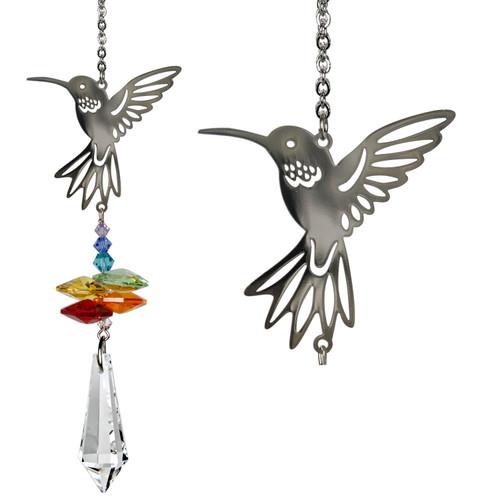 Crystal Fantasy by Woodstock - Hummingbird