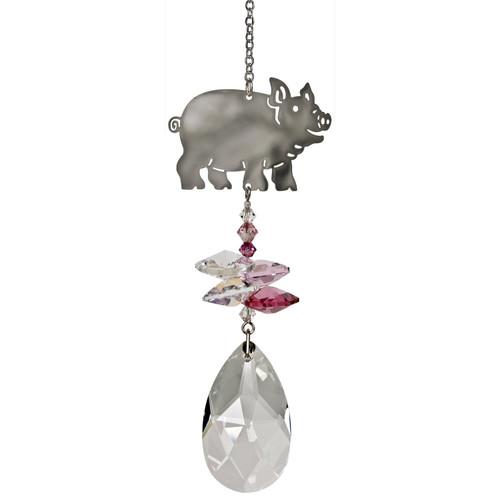 Crystal Fantasy by Woodstock - Pig