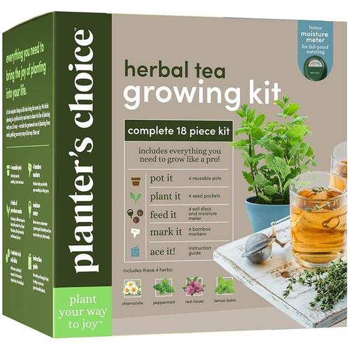 Herbal Tea Growing Kit
