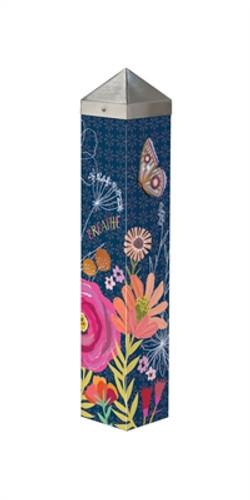 """Paper Garden  20""""  Art Pole"""
