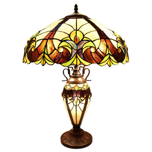 Halston Table Memorial Lamp