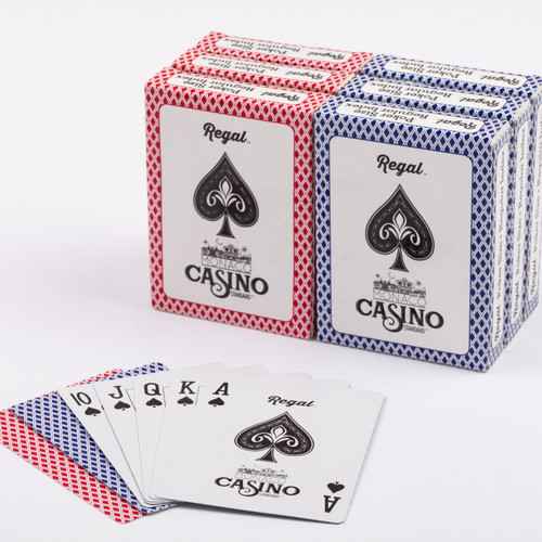 Casino Standard Playing Card By Regal Games