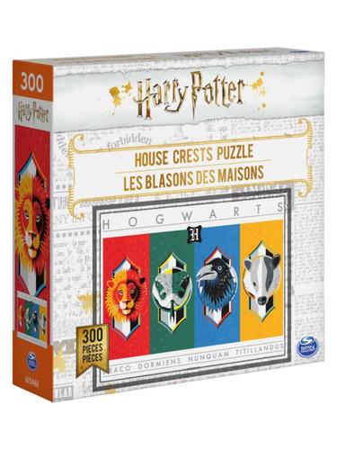 Harry Potter House Crests ~ 300 Piece Puzzle
