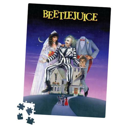 Beetlejuice  Movie  Blockbuster  ~ 500 Piece Puzzle