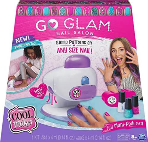 Stamper Salon for Mani's and Pedi's