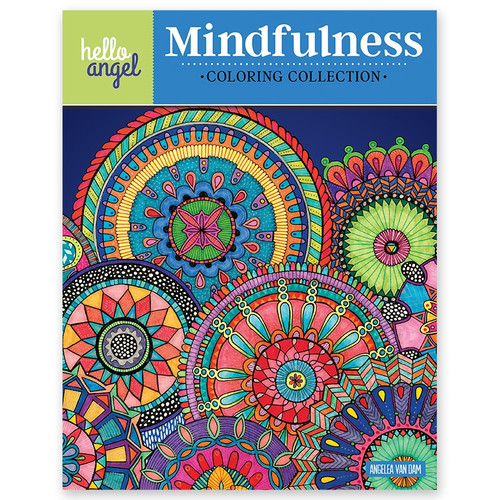 Mindfullness Coloring Book