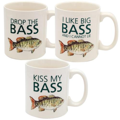 Bass Pun Mug