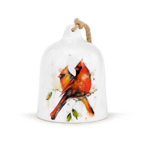 Cardinal Pair Bell - Large - Dean Crouser - Home Décor