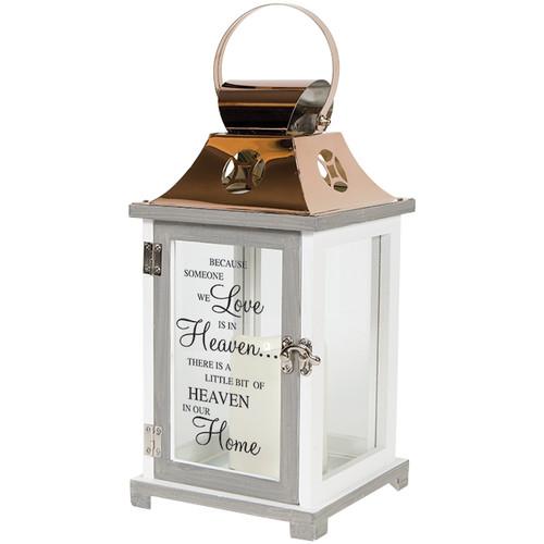 """Heaven"" Memorial Lantern"