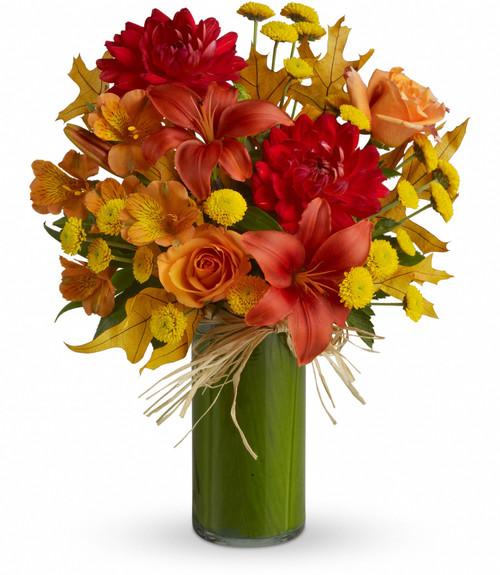Orange Zest Bouquet