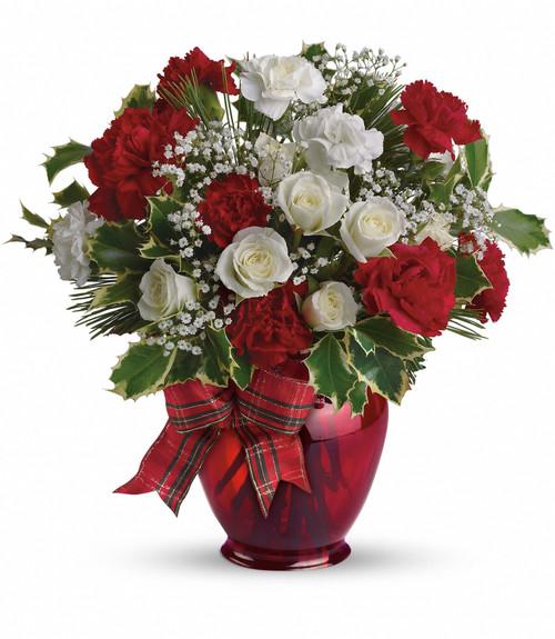 Holiday Splendor Bouquet