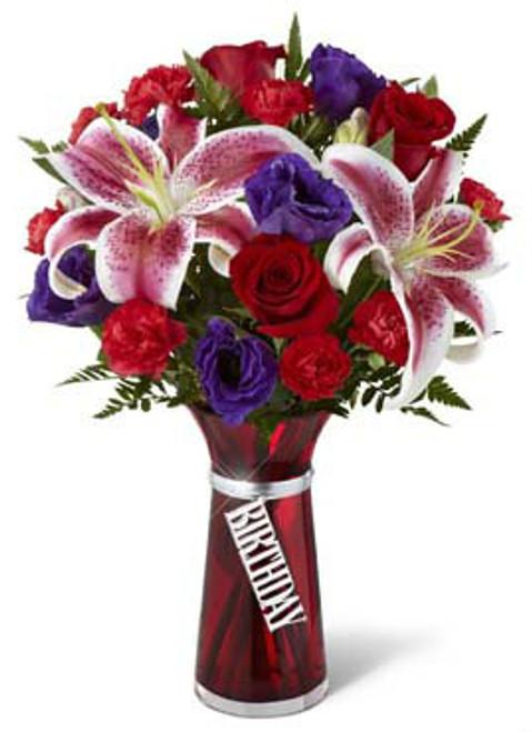 HCMC Birthday Wishes Bouquet