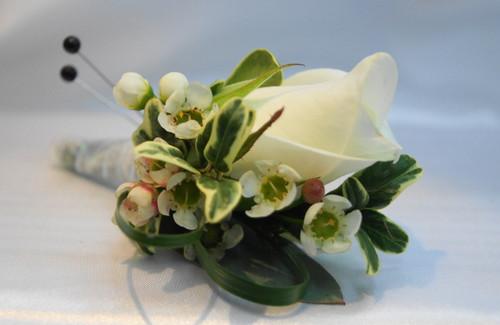 Custom Made - Rose Boutonniere