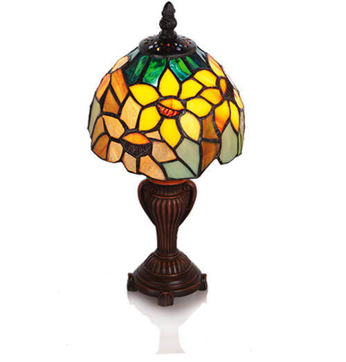 Sunflower Blossom Table Lamp