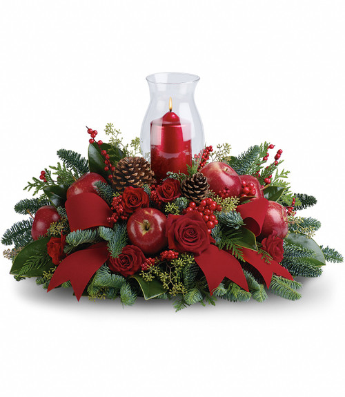 Merry Magnificence Centerpiece