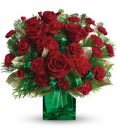 Yuletide Spirit Bouquet