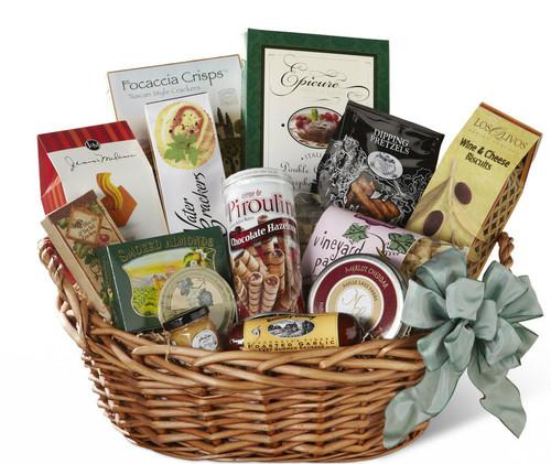 Warmth & Comfort Gourmet Basket