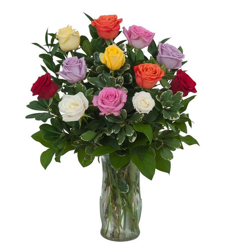 Roses Made Your Way - You Choose How Many.