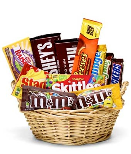 Super Sweet Basket