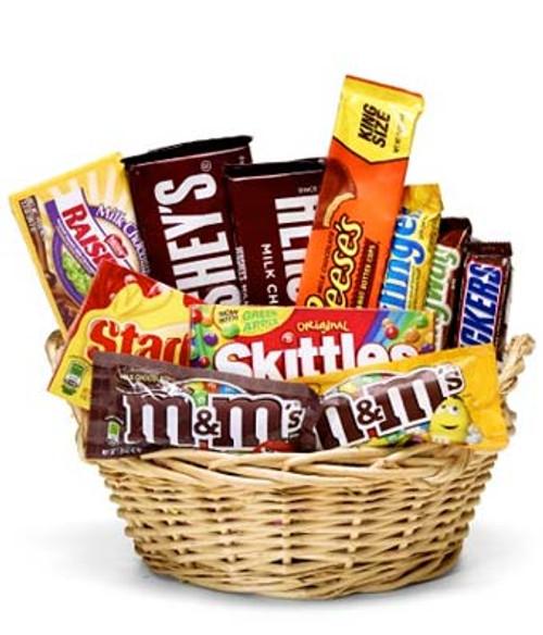 Super Sweet Basket