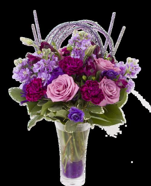 "**Soderberg's Cares ~ "" The Purple Reign"""