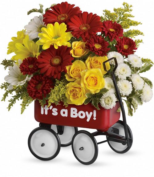 Methodist Baby's Wow Wagon Boy