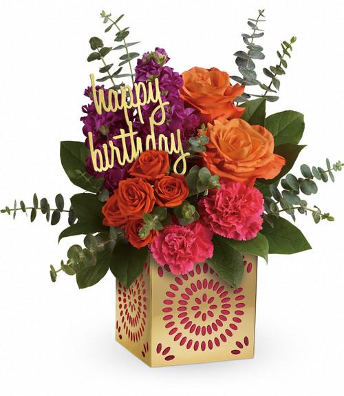 Birthday Sparkle Bouquet