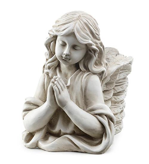 Praying Girl Planter